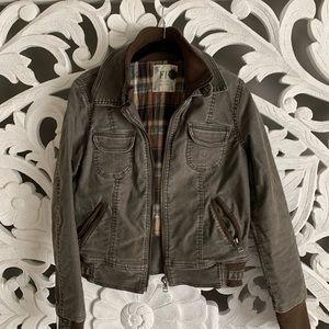 Free People Army Jacket, size XS